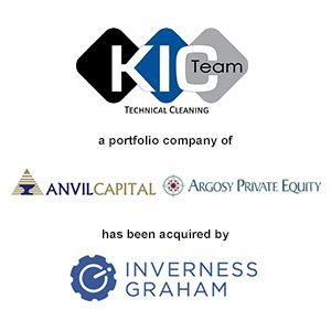 KIC Team a portfolio company of Anvil Capital Argosy Private Equite has been acquired by Inverness Graham